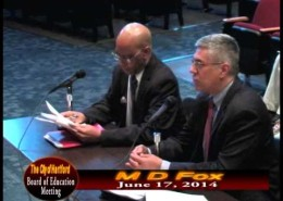 City of Hartford – Board of Education Meeting – 6/17/2014